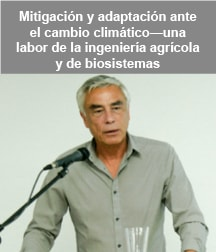 Mitigación y Adaptación ante el cambio climático