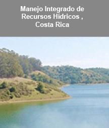 Manejo Integrado de Recursos Hídricos, Costa Rica
