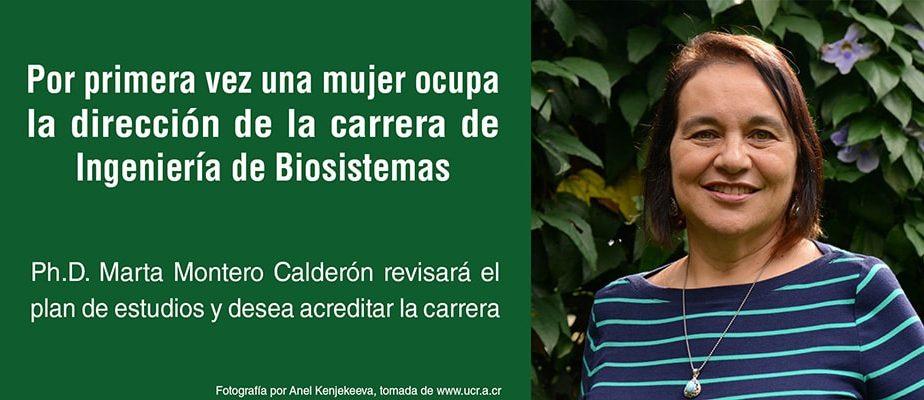 Dra. Marta Montero