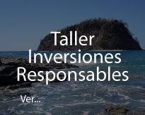 Taller de Inversiones Responsables