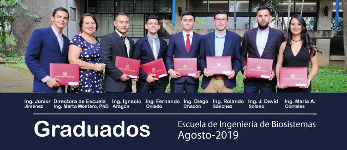 Graduación Agosto 2019