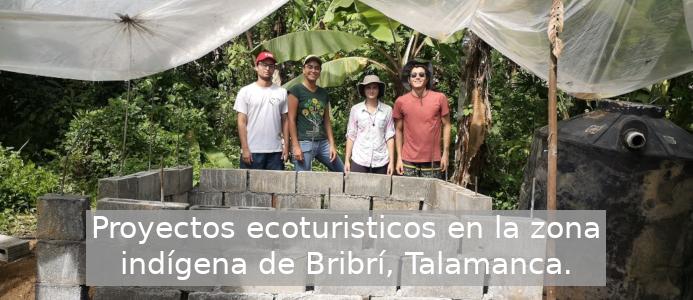 Proyectos ecoturísticos en la zona indígena de Bribrí, Talamanca: caso Shuabb.